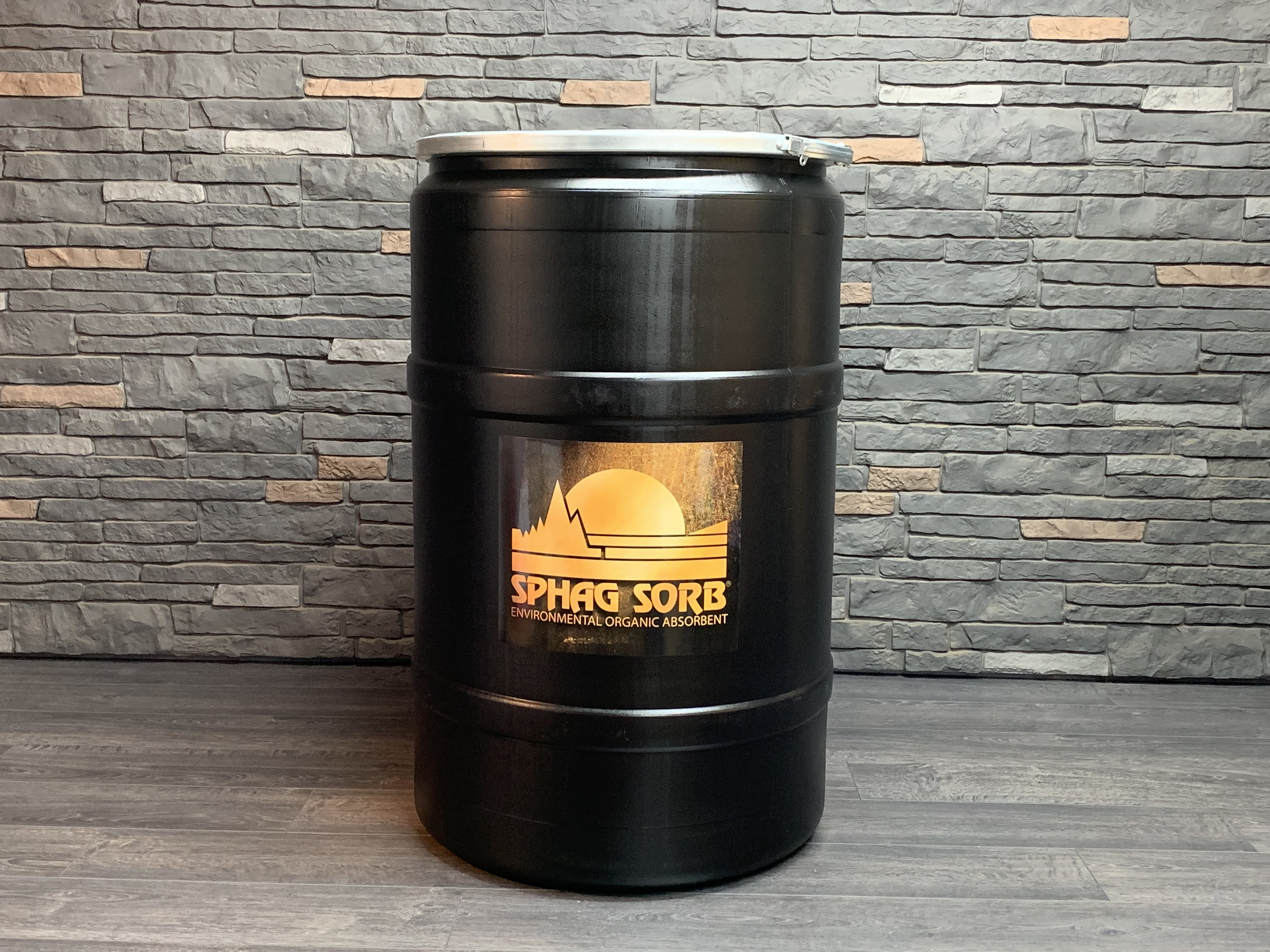 SPHAG SORB - 6D Poly Drum